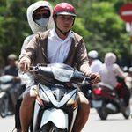 Thời trang - Mày râu Việt cũng nhọc nhằn chống nắng!
