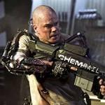 Phim - Chiến binh Matt Damon trọc lóc
