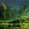 Ngỡ ngàng cảnh bình minh đẹp mê hồn