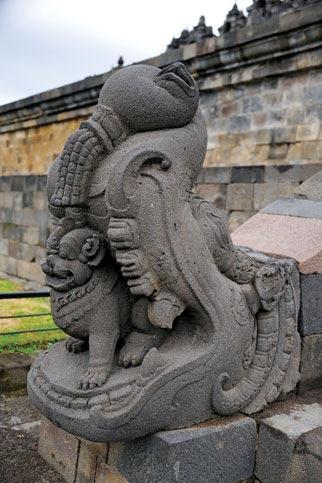 Khám phá vẻ đẹp đền thiêng Borobudur - 10