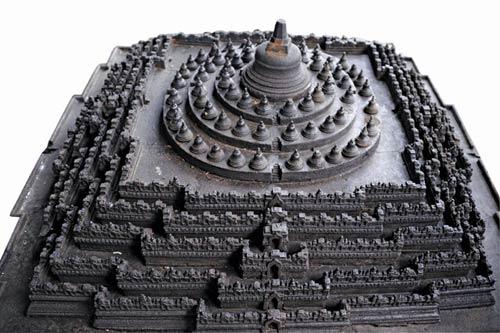 Khám phá vẻ đẹp đền thiêng Borobudur - 5