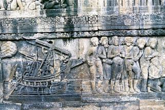 Khám phá vẻ đẹp đền thiêng Borobudur - 8
