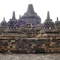 Khám phá vẻ đẹp đền thiêng Borobudur