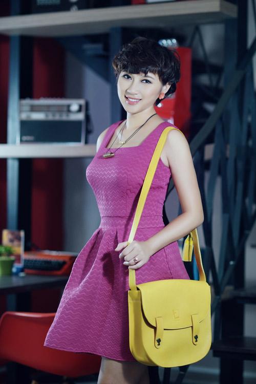 """Khánh Linh """"hồi sinh"""" nhờ tình yêu - 5"""