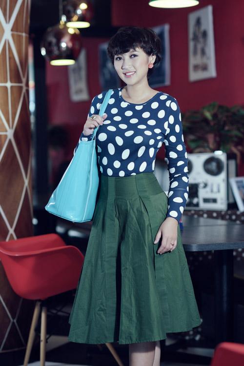 """Khánh Linh """"hồi sinh"""" nhờ tình yêu - 3"""