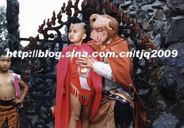 Hồng Hài Nhi bất quá phải ở truồng - 4