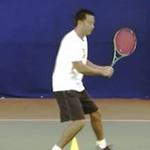 Học tennis qua tivi: Khởi động vung vợt (P7)