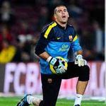 Bóng đá - Valdes hạnh phúc ở lại Barca