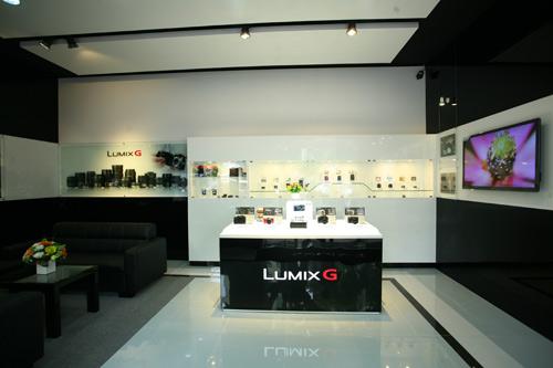 Panasonic ra mắt cửa hàng máy ảnh Lumix G Lounge - 1