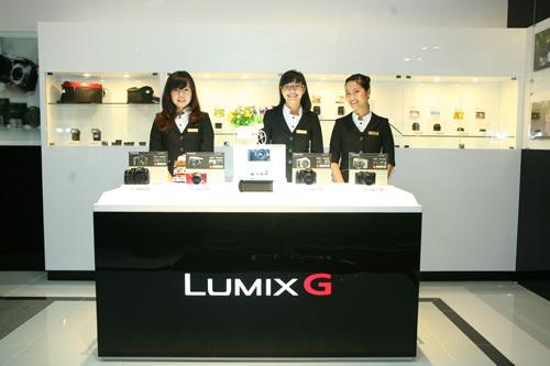 Panasonic ra mắt cửa hàng máy ảnh Lumix G Lounge - 3