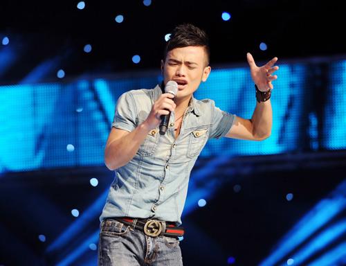 """Quốc Trung bị """"chọc quê"""" tại The Voice - 6"""