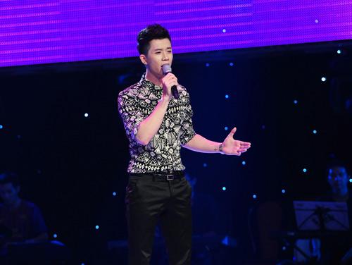 """Mr. Đàm chọc quê Quốc Trung """"quên uốc thuốc"""", Ca nhạc - MTV, giong hat Viet, giong hat Viet 2013, the voice, the voice 2013, GHV, Quoc Trung, Mr Dam, Hong Nhung, My Linh, thi sinh, ngoi sao, tin tuc"""