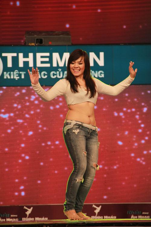 Sức hút từ bộ môn nhảy Belly Dance, Ca nhạc - MTV,