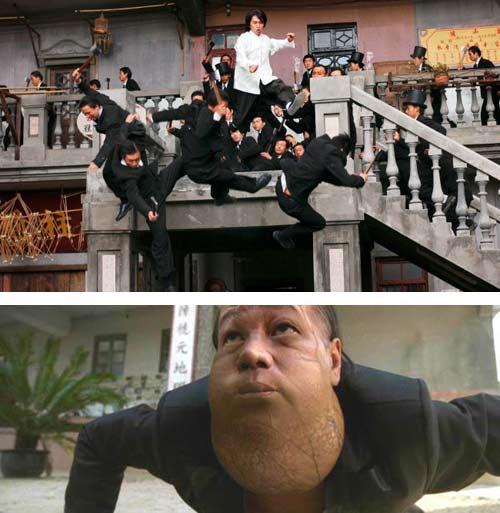 Video: Cảnh võ thuật lịch sử của Châu Tinh Trì - 4