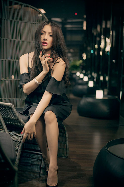 """""""Nàng tiên 9X"""" gợi cảm trong MV mới, Ca nhạc - MTV, truong nhi, mv moi, lac long, ca sy, ngoi sao, ca nhac, luong bang quang, nguoi yeu"""