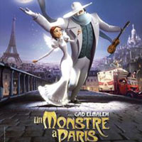 Trailer phim: A Monster In Paris