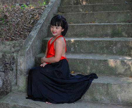 Con gái Chiều Xuân: Giọng ca nhí tiềm năng, Ca nhạc - MTV, hong khanh, con gai chieu xuan, ca si, ca nhac, ngoi sao, bao ngoi sao, giai tri, showbiz, bao, vn, ca nhac