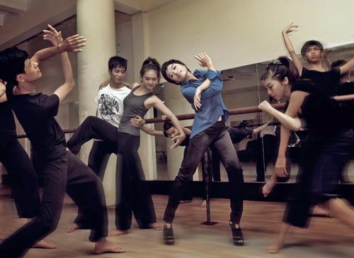 Trần Ly Ly tiếp tục làm giám khảo, Ca nhạc - MTV, Got to dance, got to dance 2013, Tran Ly Ly, giam khao, gameshow, cuoc thi, tim kiem tai nang, vu dao, ngoi sao, tin tuc