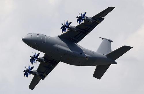"""Máy bay """"quần thảo"""" tại Triển lãm hàng không 1371527729 trien lam hang khong 5"""