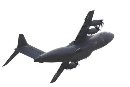 """Máy bay """"quần thảo"""" tại Triển lãm hàng không 1371527729 trien lam hang khong 8"""