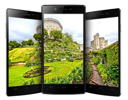 Aveo X7 – Smartphone FULL HD giá siêu rẻ tại VN - 2