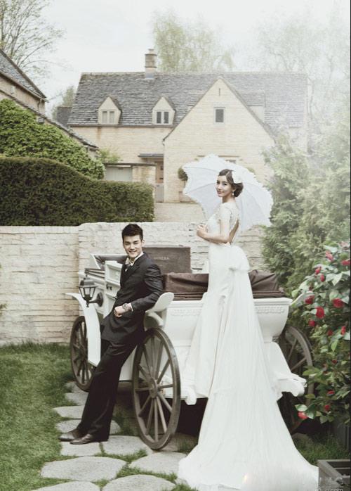 Ảnh cưới Hàn Quốc tinh tế và lãng mạn - 2