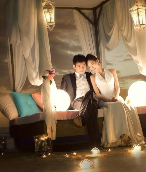 Ảnh cưới Hàn Quốc tinh tế và lãng mạn - 7