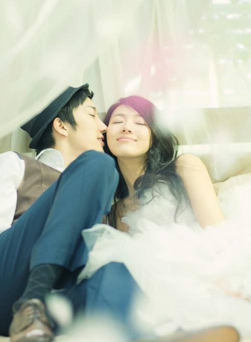 Ảnh cưới Hàn Quốc tinh tế và lãng mạn - 4