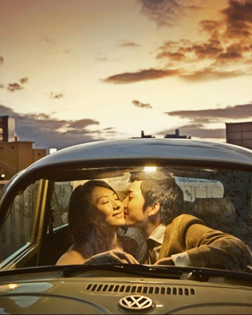 Ảnh cưới Hàn Quốc tinh tế và lãng mạn - 5
