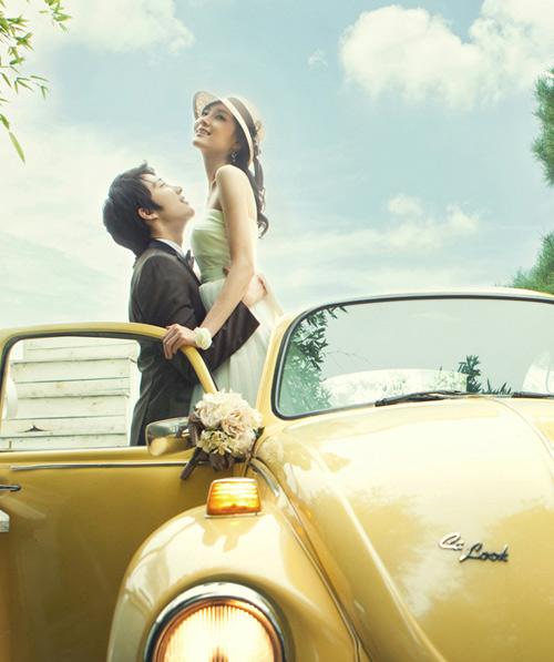 Ảnh cưới Hàn Quốc tinh tế và lãng mạn - 6