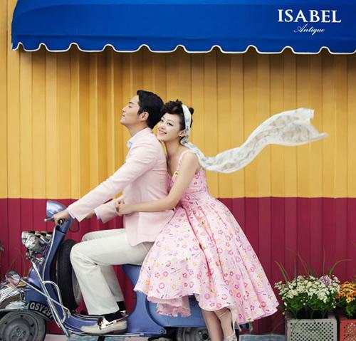 Ảnh cưới Hàn Quốc tinh tế và lãng mạn - 17
