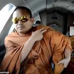 Tin tức trong ngày - Clip: Nhà sư đi máy bay riêng gây phẫn nộ