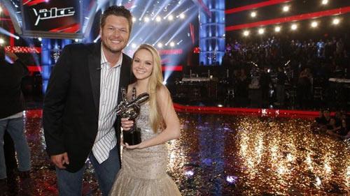 Nữ sinh 16 tuổi chiến thắng The Voice Mỹ - 3