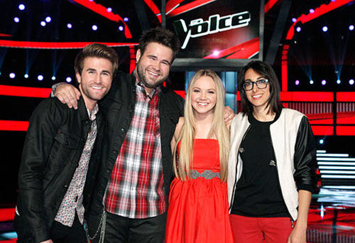 Nữ sinh 16 tuổi chiến thắng The Voice Mỹ - 2