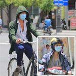 Thời trang - Tp. HCM: Muôn kiểu đàn ông chống nắng