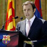 Bóng đá - Barca: Rosell đã quá hào phóng trên TTCN