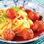 Ẩm thực - Mì Ý chay và mặn