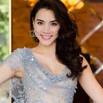 Thời trang - Trang Nhung lộng lẫy trong váy Hoàng Hải