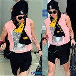 Thời trang - G-Dragon mặc quần ngắn gây tranh cãi