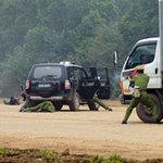 Tin tức trong ngày - Cận cảnh đặc nhiệm diễn tập chống khủng bố