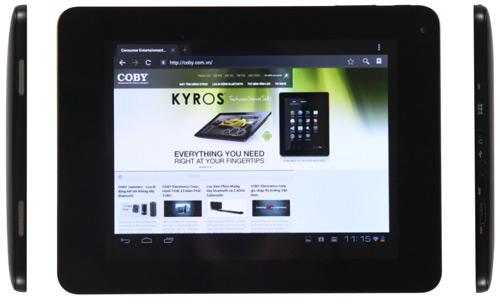 Coby Kyros: Thương hiệu Andrea tin dùng - 3
