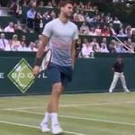 Thể thao - Dimitrov & Djokovic đóng giả Sharapova