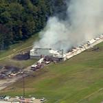 Tin tức trong ngày - Nổ nhà máy pháo hoa ở Canada, 2 người chết
