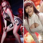 """Ngôi sao điện ảnh - Top 10 nữ hoàng """"lửa"""" nhất K-pop"""