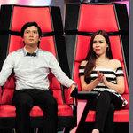 Ca nhạc - MTV - Vợ chồng Hồ Hoài Anh được lòng thí sinh nhí