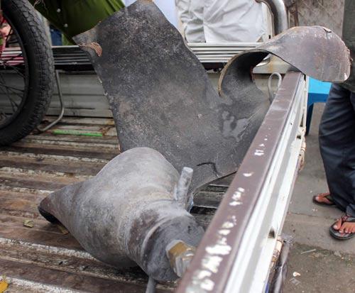 Vụ nổ chết người: Bình khí đã từng xì ga - 4