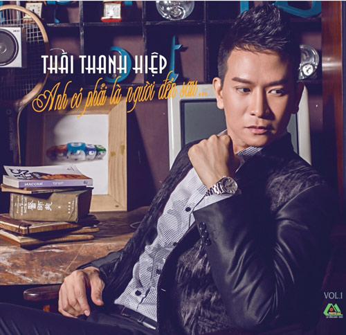 """Hotboy U40"" tung album đầu tay, Ca nhạc - MTV, Thai thanh hiep, tieng hat mai xanh 2012, cuoc thi ca hat, album moi,Anh co phai la nguoi den sau, ngoi sao, ca si, bao ngoi sao, ca nhac, am nhac"