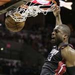 Thể thao - Top 10 cú úp rổ đẹp nhất CK NBA 2013