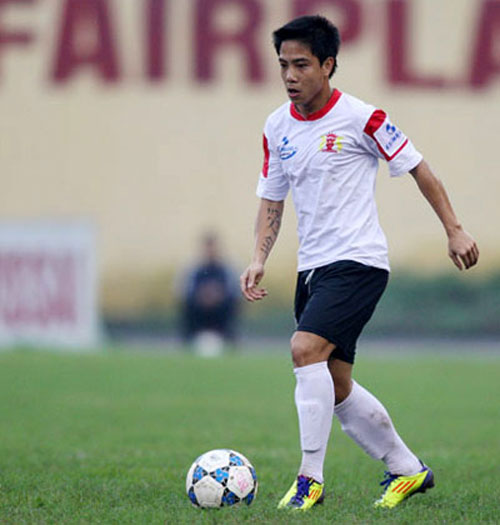 5 pha ghi bàn ấn tượng V13 V-League - 1