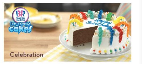 Bánh kem lạnh Baskin-Robbins - Cho ngày đặc biệt thêm vui! - 5